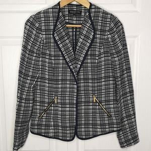 Jones New York Collection Blazer Jacket Coat